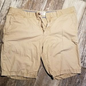 3/$25 original penguin cream shorts